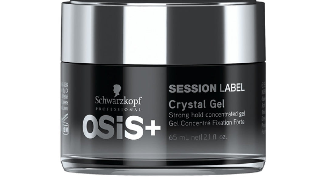 OSIS+ Session Label Coal Putty