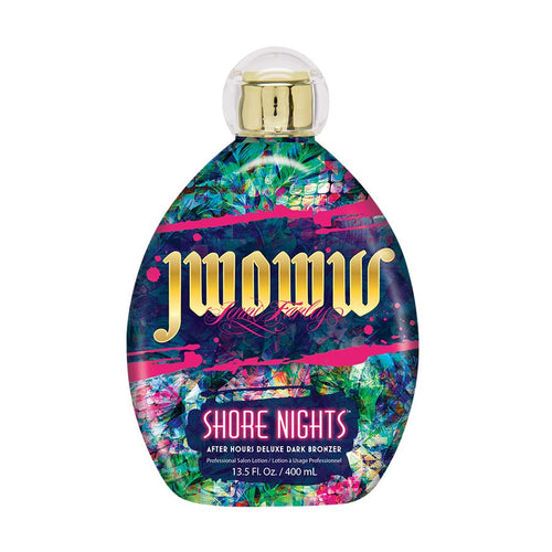 JWOWW Shore Nights Deluxe Dark Bronzer