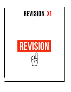 Additional Revisions & Changes