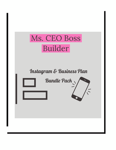 Ms. Ceo Boss Builder