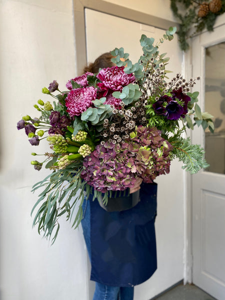 Six Month Cut Garden Flower Subscription
