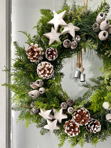 Delamere Christmas Wreath