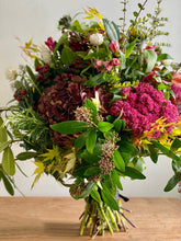 Load image into Gallery viewer, Gathered Autumnal Bouquet