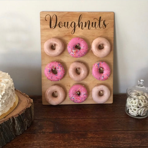 Donut Display Holder