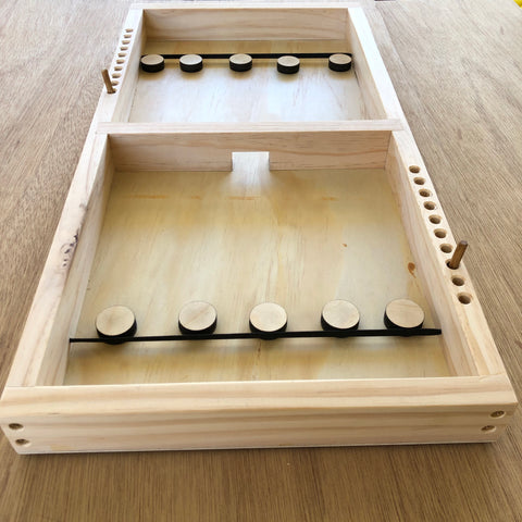Wooden Ice Hockey Table