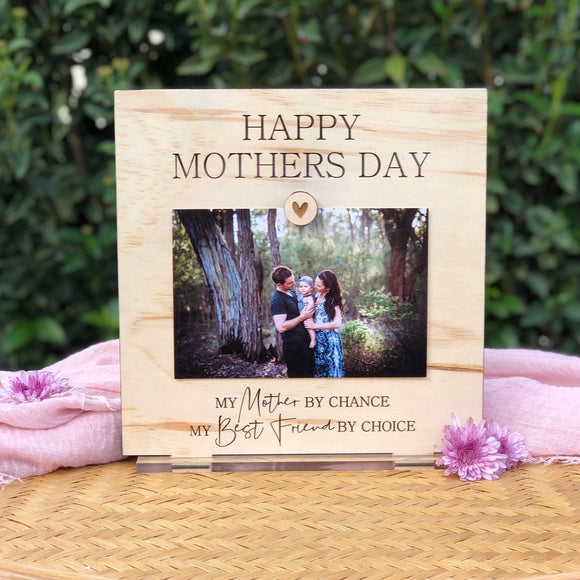 Mother's Day standing frame