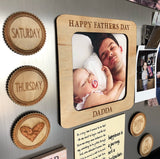 Father's Day Fridge Magnet