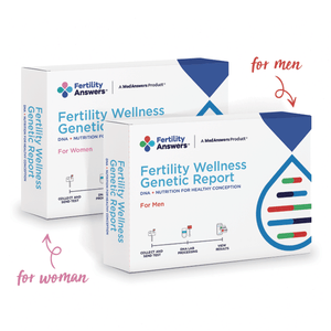 Couple's Fertility Wellness Genetic Report