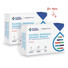 Load image into Gallery viewer, Couple's Fertility Wellness Genetic Report