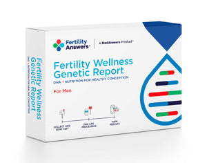 Men's Fertility Wellness Genetic Report
