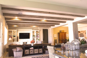 Artificial Fake Faux Light Wood Beams for sale in Australia. We deliver to all States.