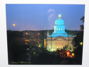 Kentucky Capitol at Night