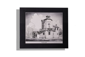 The Light House 133/500 signed, numbered print