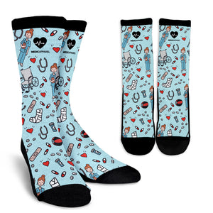 Sketch Physio Women's Socks