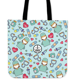 Special Edition Medical Mums Life Saver Tote Bag