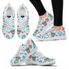Caregiver Life Saver Women's Sneakers - 5 Colours