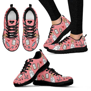 Sketch Medical Women's Nurse/Doctor Sneakers - 3 Colours