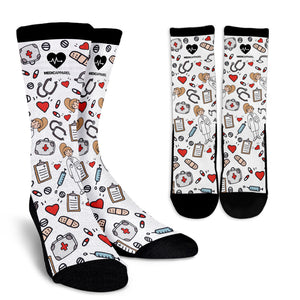 Sketch Medical Women's Socks