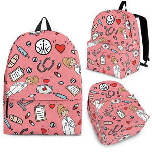Special Edition Medical Mums Sketch Medical Backpack