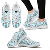 Sketch Physio Blue Women's Sneakers