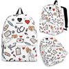 Premium Sketch Medical Women's Backpack - 3 Colours