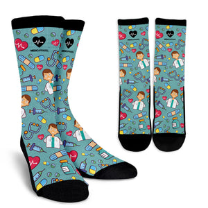 Life Saver Men's Socks - 5 Colours