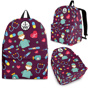 Special Edition Medical Mums Life Saver Backpack