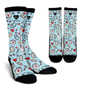 Sketch Medical Men's Socks