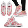 Sketch Medical Pink Nurse/Doctor Women's Sneakers