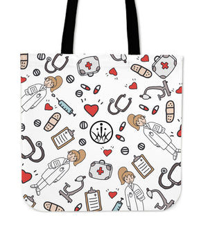 Special Edition Medical Mums Sketch Tote Bag