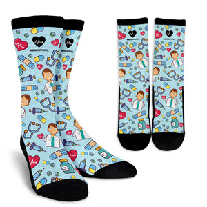 Life Saver Men's Socks