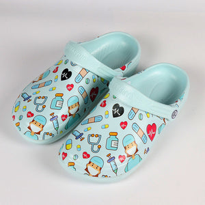 Medical Mums Life Saver Women's Clogs - 4 Colours