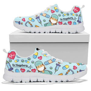 7356 Personalized Sneakers - Dr Hageberg