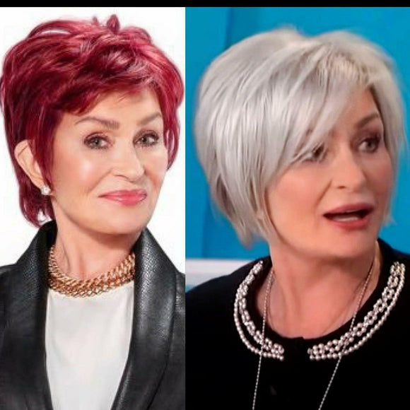 Sharon Osbourne Goes Back To Red at Moosestrum.com Blogs