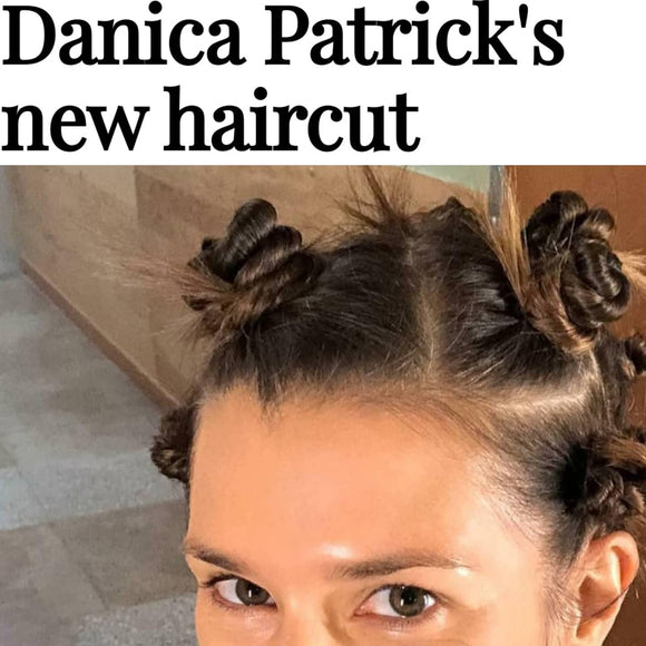 Danica Patrick and her Ever-Changing Hairstyles! at Moosestrum.com Blogs