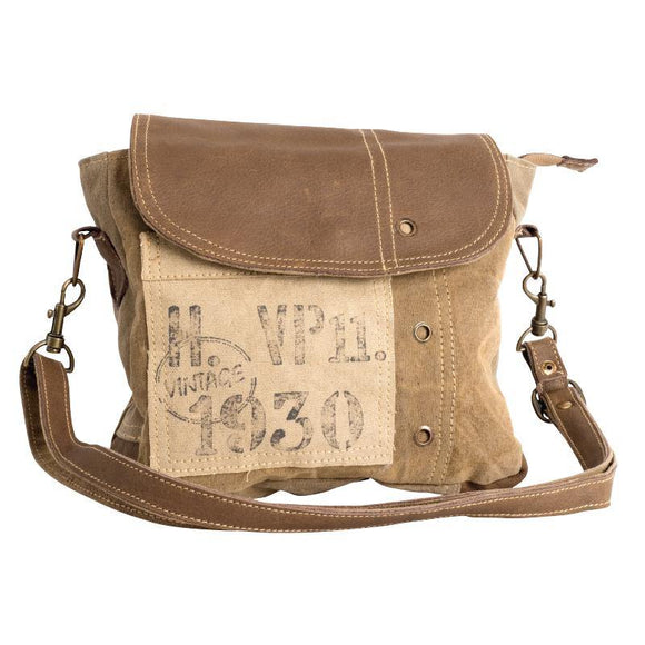 Vintage 1930 Crossbody Bag from The Brooklyn Bag Company at Moosestrum.com