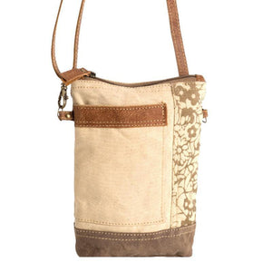 Floral Passport Bag, from The Brooklyn Bag Company at Moosestrum.com