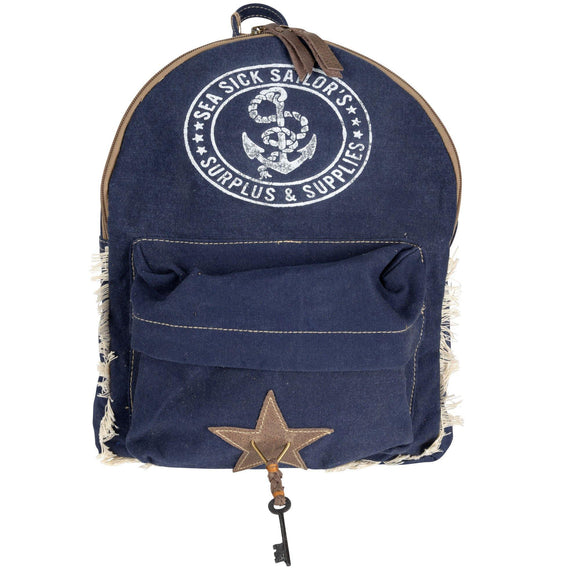 Sea Sick Sailor Backpack