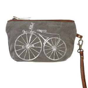 Bicycle Clutch, from The Brooklyn Bag Company at Moosestrum.com