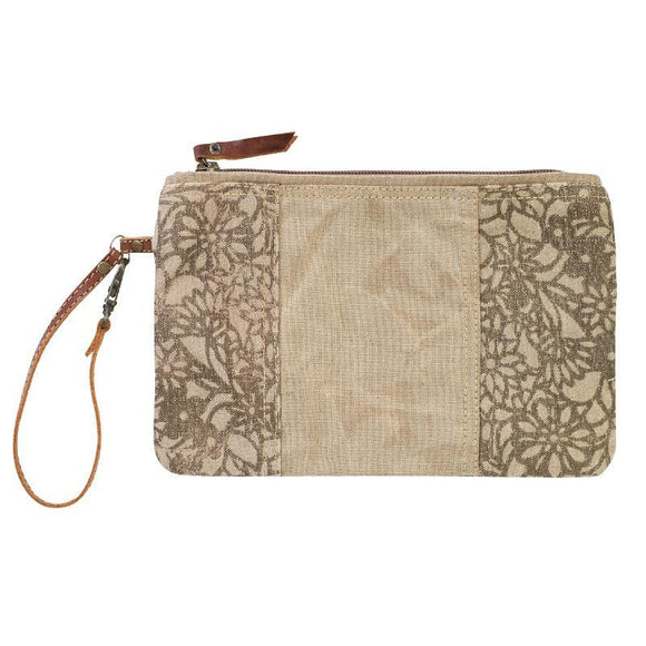 Floral Clutch, from The Brooklyn Bag Company at Moosestrum.com