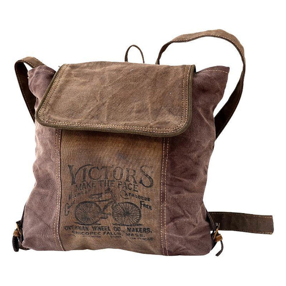 Victors Backpack from The Brooklyn Bag Company at Moosestrum.com