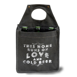 Home Runs on Beer Carrier, from The Brooklyn Bag Company at Moosestrum.com
