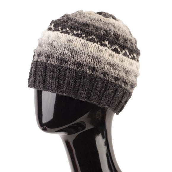 Fair Isle Beanie from The Brooklyn Bag Company at Moosestrum.com