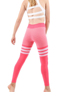 Cassidy Leggings in Red, from Savoy Active at Moosestrum.com