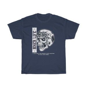 Biker Life Unisex Tee from Moosestrum USA at Moosestrum.com