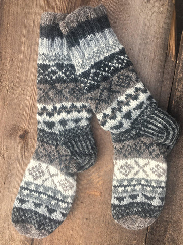 Australian Merino Wool Foot Warmers
