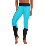 Active Comfort Crossover Beyond Full Length Sport Leggings, from Find Your Coast Apparel at Moosestrum.com
