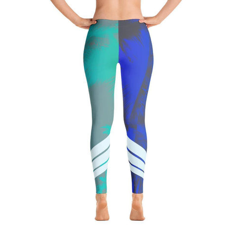 All Day Comfort Dual Shades Venture Pro Wild Life Leggings, from Find Your Coast Apparel at Moosestrum.com