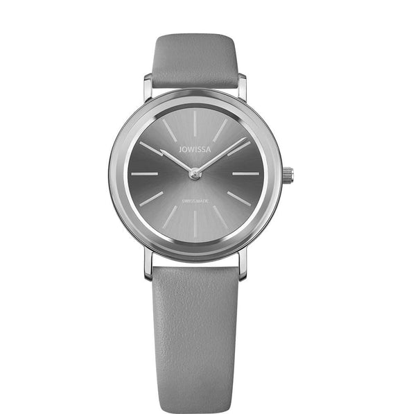 Alto Swiss Ladies Grey Watch with Silver J4.391.M from Jowissa Watches at Moosestrum.com