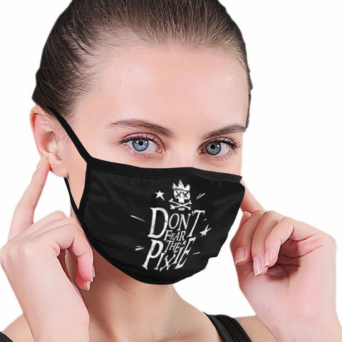 Don't Fear the Pixie Face Mask, from CustomCat at Moosestrum.com